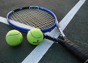 Few pieces of sport equipment are as iconic as the tennis ball